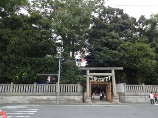 2014年08月14日 川越氷川神社1