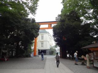 2014年08月14日 川越氷川神社3