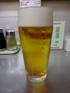 2014年08月14日 泰陽楼・ビール