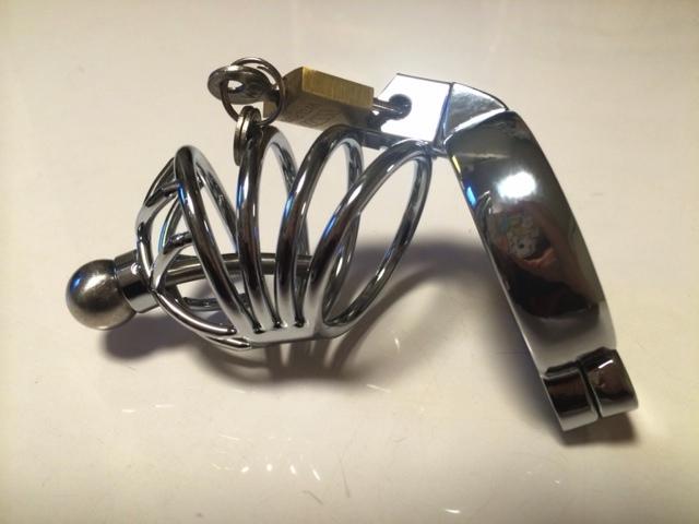 金属製貞操帯