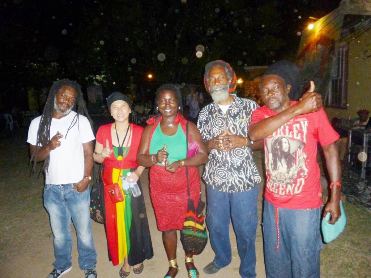 ランキン・パンプキン ジャマイカ ラスタファリ Rankin Pumpkin Rastafari