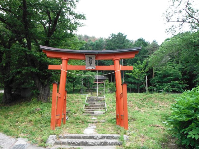 岡森諏訪神社 (8)