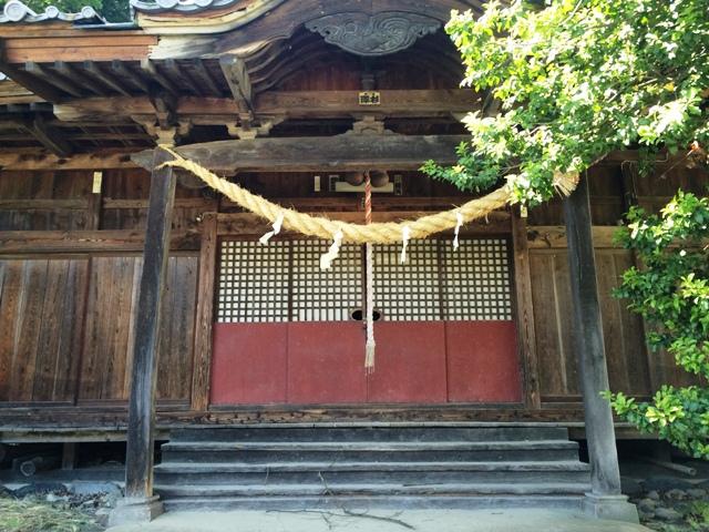 一本木諏訪神社②