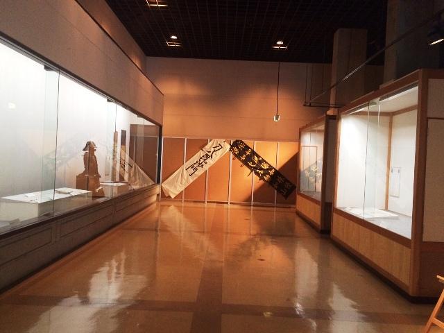 長野市立博物館②