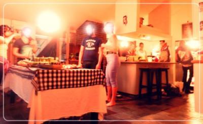 kitchenで
