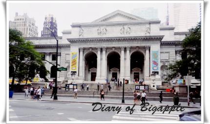 NY,library