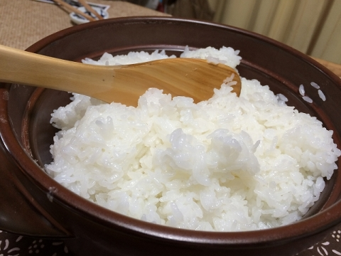 15炊き立てご飯