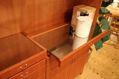 シャルドネ 食器棚 カップボード