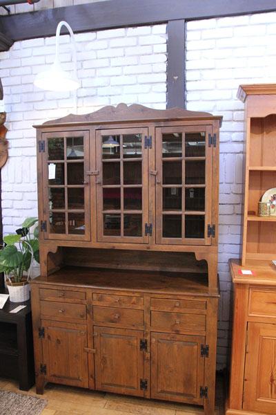 アンファン カップボード カントリー家具