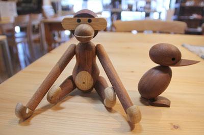 北欧 デンマーク 木製玩具 kay bojesen