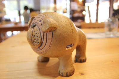 北欧 ヴィンテージ 陶器 リサラーソン