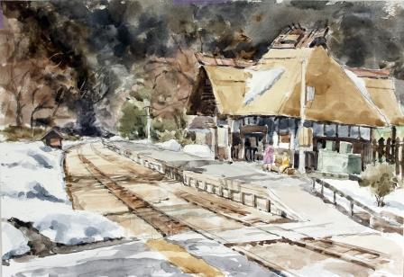 湯の上温泉駅