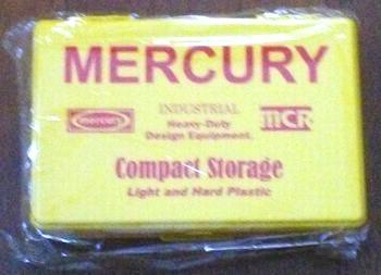 マーキュリーコンパクトストレージBOX L