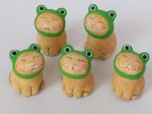 カエル猫2