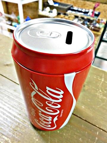 2015-01-28 34 9487 COKE缶コインバンク 1