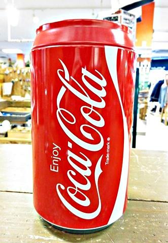 2015-01-28 34 9487 COKE缶コインバンク 2