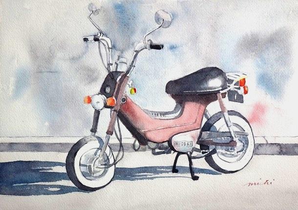 バイク201507B