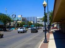 現在のRoswell市街