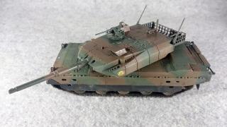 10式戦車 完成
