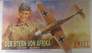 メッサーシュミット Bf 109 F-4/Trop 箱絵
