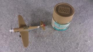 メッサーシュミット Bf 109 F-4/Trop 組んで塗ってみました