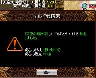 150311 †天空の時計塔†(赤)様