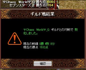 GBT2015  ΨChaos WorldΨ(白)様