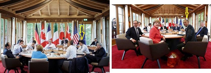 G7首脳会合