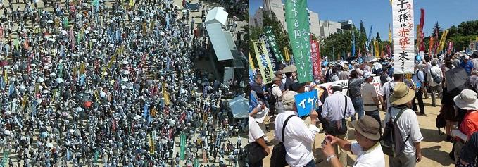神戸でパレード