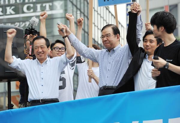 #SEALDs #本当に止める -1-