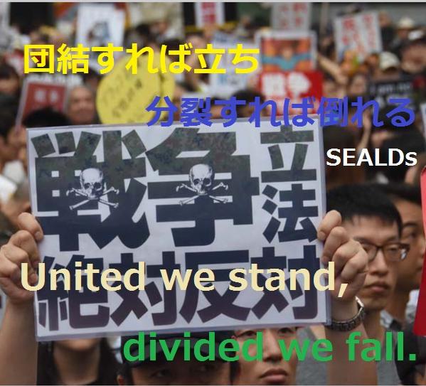 「SEALDs」の実力