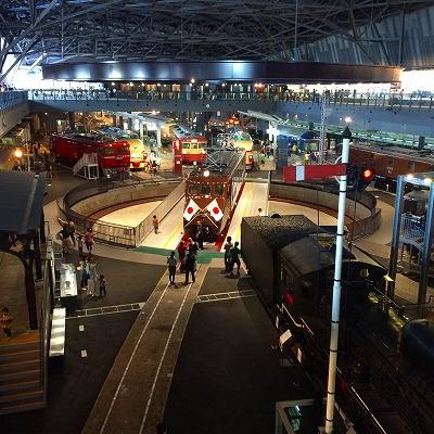 鉄道博物館01