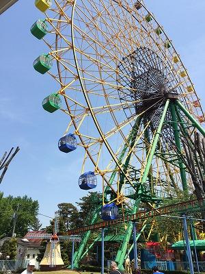 伊勢崎市華蔵寺公園遊園地01