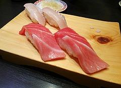 廻らないお寿司5