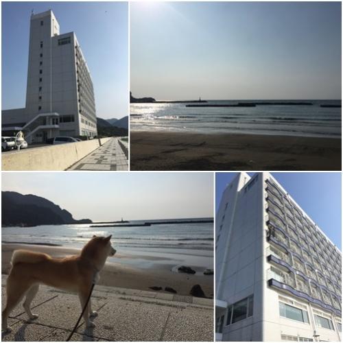 ホテル1泊目
