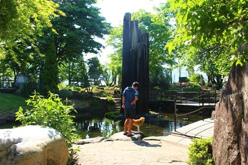 ハーブ庭園旅日記1