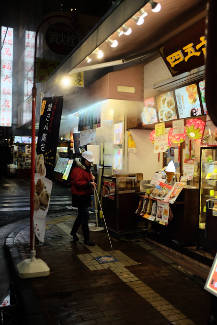 X100sと横浜中華街