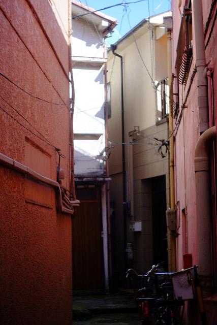 CookeCineLensと横浜中華街