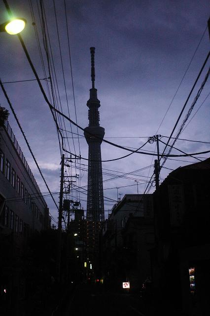 M-Rokkor28mmと旧玉ノ井町と鳩の街