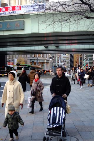 Distagonと日本橋