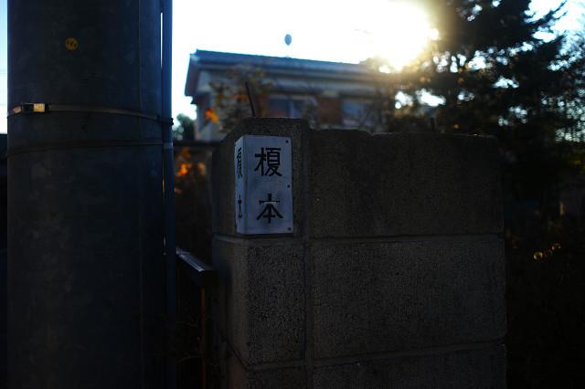 ロッコール28㎜と蔵の街