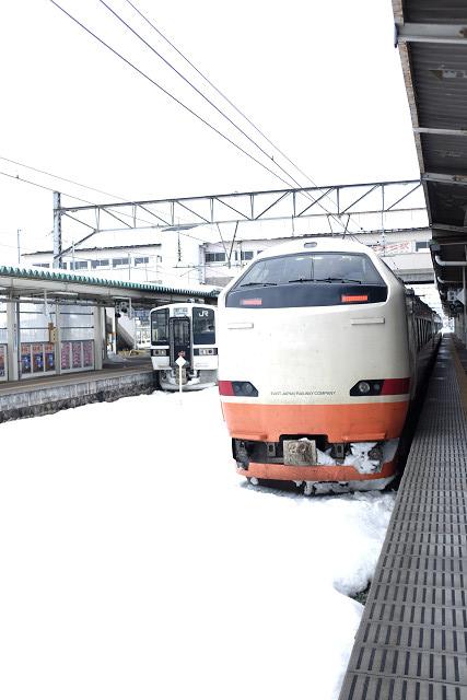 X100Sと会津若松
