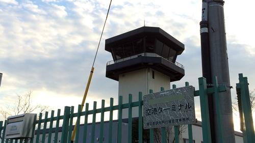 SHIROBAKO15話007調布飛行場
