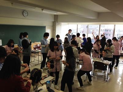 2014年度最後の体験入学会
