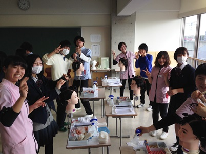 体験入学WD3