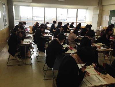 筆記試験勉強なう!