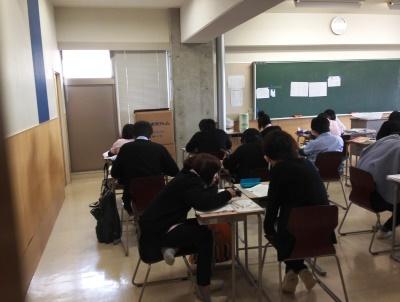 筆記試験勉強なう!2