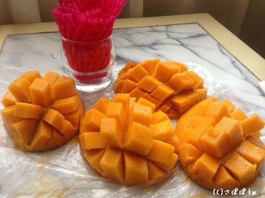 台湾夏のフルーツ