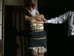 人妻柱縛り【三和出版】 - エロ動画 アダルト動画