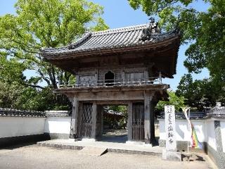9法輪寺-山門26